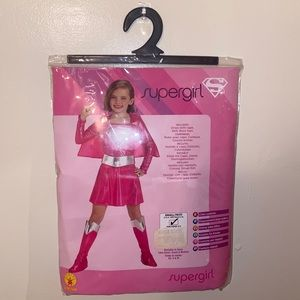 Halloween supergirl costume